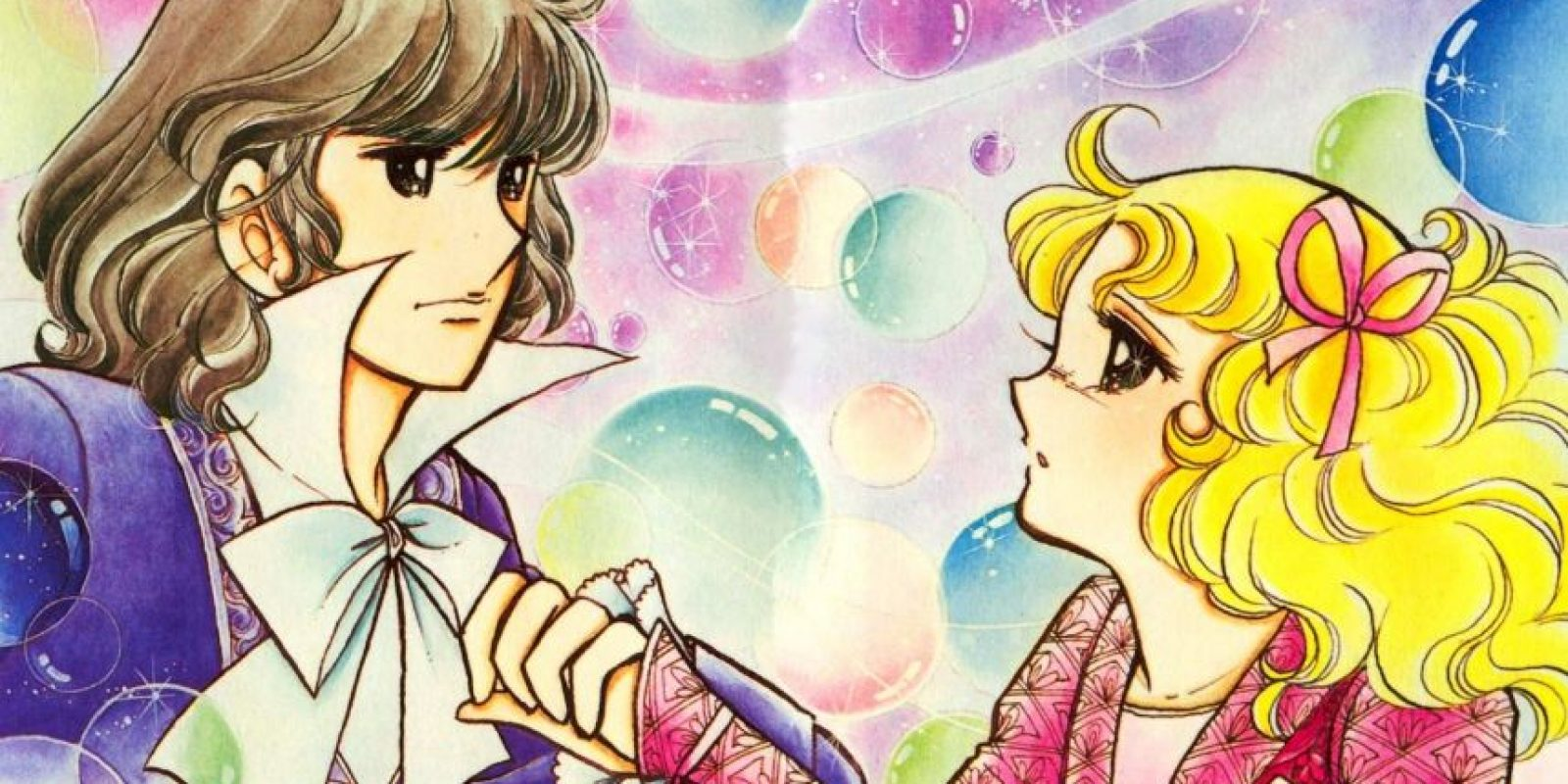 """Candy Candy"" Foto: Toei Animation"