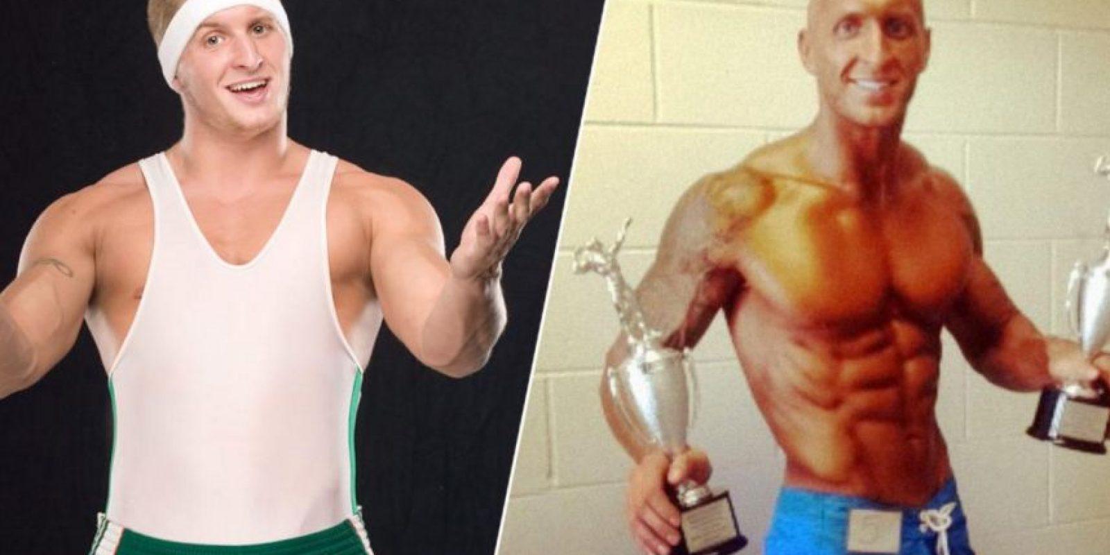 Kenny formaba parte del grupo Spirit Squad. Su carrera fue abajo cuando corroboró que Mickey James salía con John Cena Foto:WWE