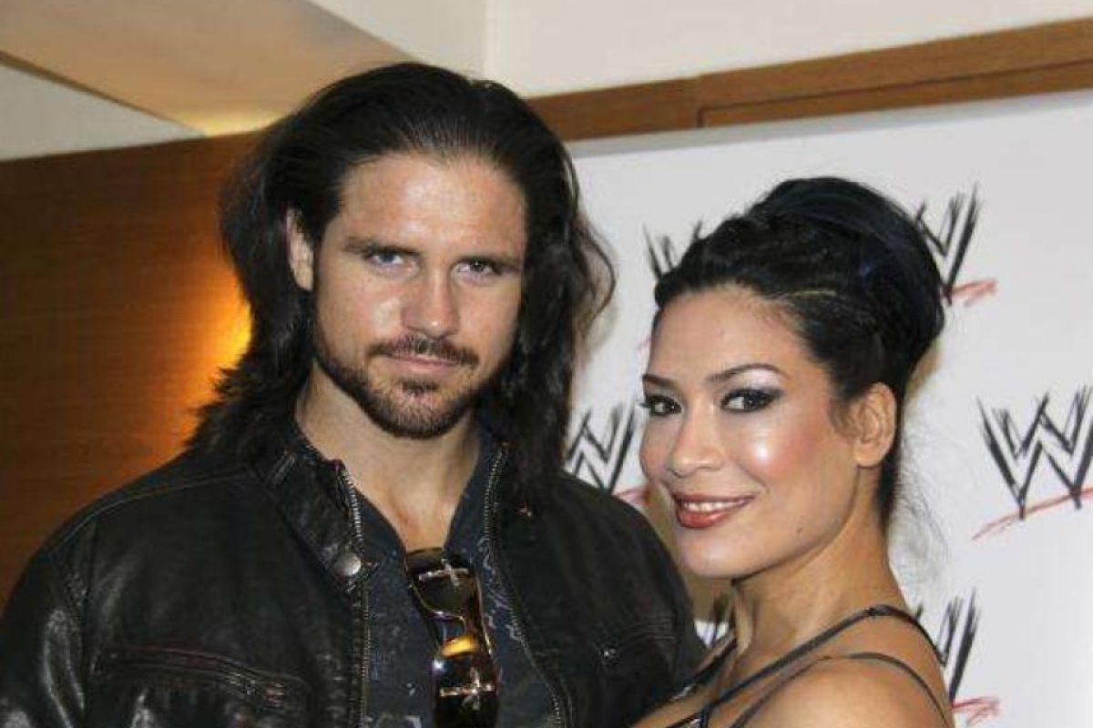 John Morrison fue una de las estrellas más valiosas de WWE. Pero su carrera fue abajo cuando se enteró que Melina tuvo un affaire con Batista. Foto:WWE