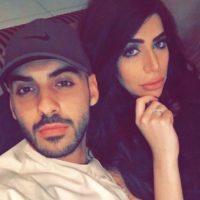 Así luce la pareja Foto:Instagram