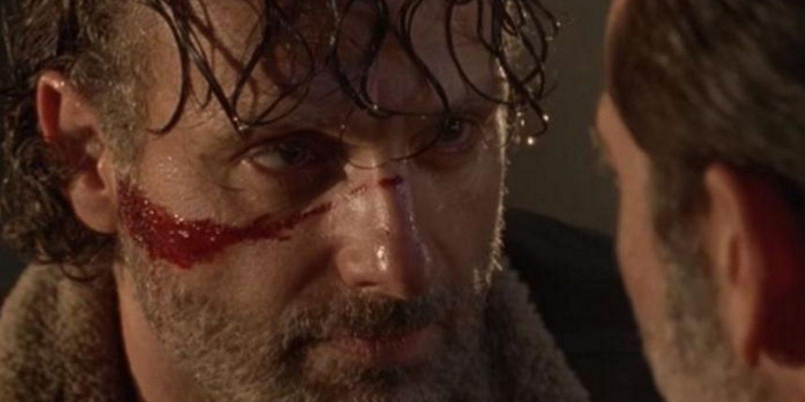 Faltan dos semanas para su estreno Foto:AMC