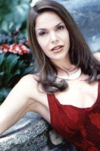 Hilda Abrahamz, antes de sus cirugías Foto:Televen