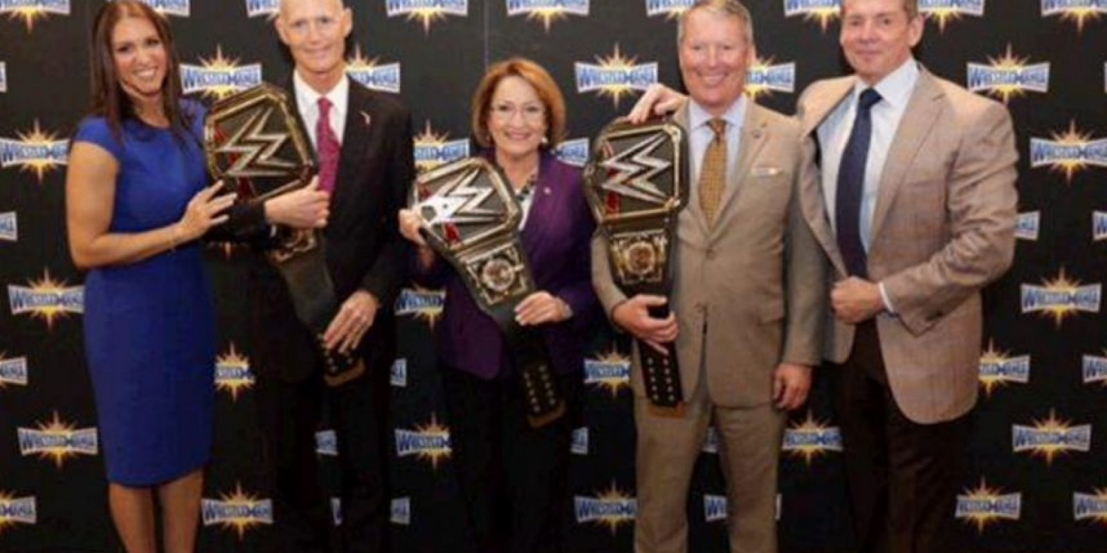 Así envejeció Vince McMahon Foto:WWE