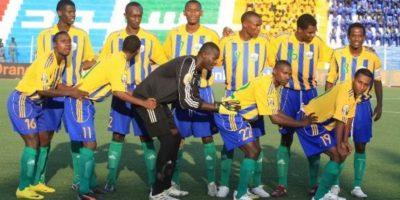 La selección de Ruanda sorprendió a todos en 2002 con su fotografía