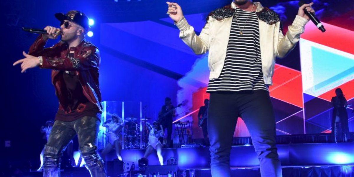 Después de tres años de separación Wisin y Yandel juntos de nuevo