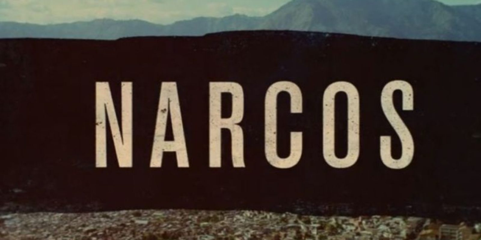 """La primera temporada de """"Narcos"""" está disponible a nivel mundial. Foto:vía instagram.com/narcos"""
