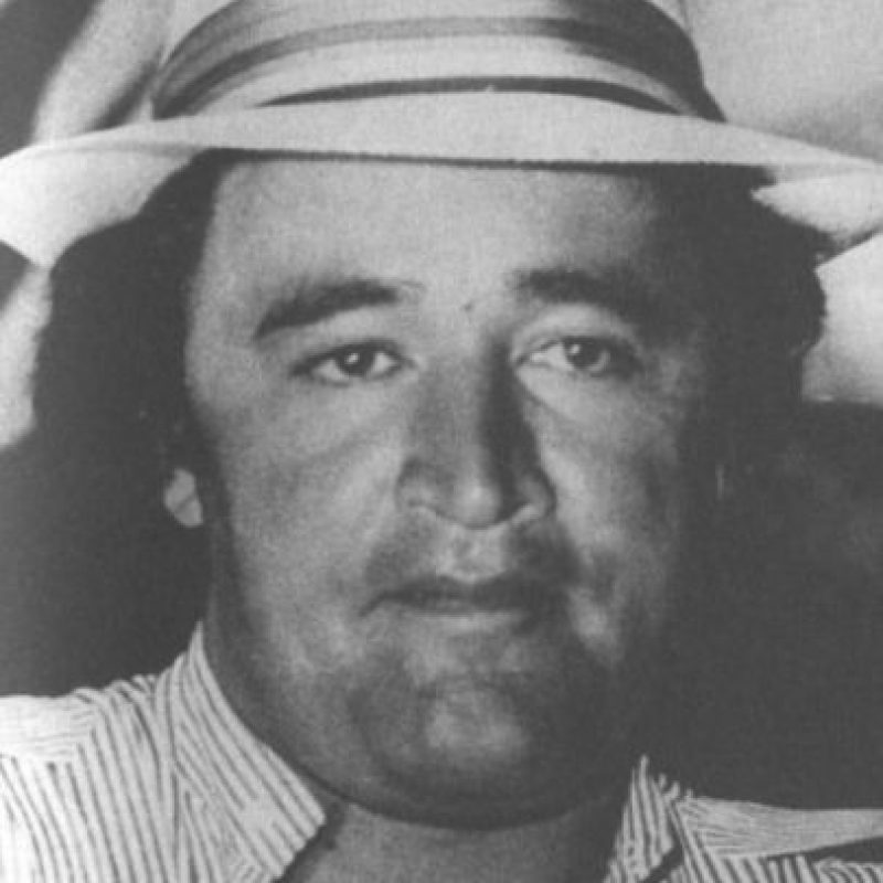 """Gacha fue uno de los narcotraficantes más poderosos del cartel de Medellín. También lo conocían como """"El Ministro de Guerra"""". Foto:Wikimedia Commons"""
