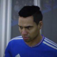 Radamel Falcao. Foto:EA Sports