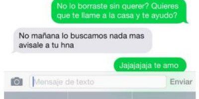 20 conversaciones en WhatsApp que solo se dan con su madre