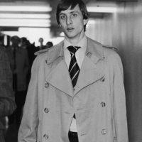3. Es una leyenda viviente del Ajax y Barcelona Foto:Getty Images