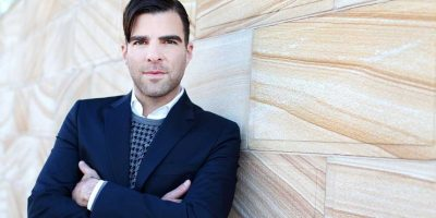 "Zachary Quinto interpreta a ""Spock"" en la nueva saga. Foto: Getty Images"