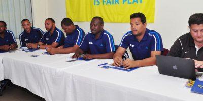 Fedofutbol abre curso FIFA para técnicos de la LDF