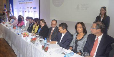 Representantes de las 13 organizaciones firmantes Foto:Fuente Externa