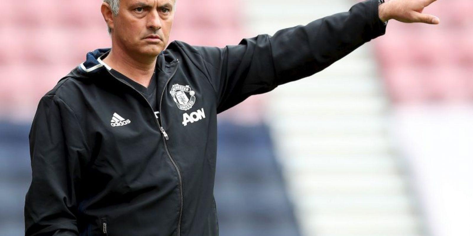 Ahora, con los Diablos Rojos espera repetir los éxitos que ha tenido en Chelsea, Real Madrid o Porto Foto:Getty Images