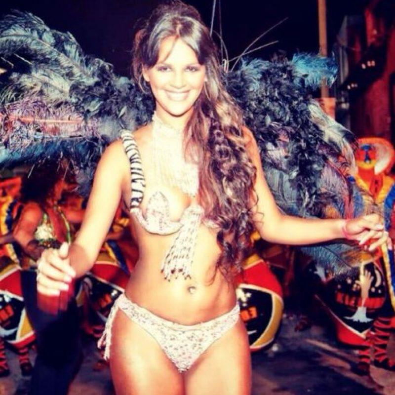 Hermana de Sebastián Abreu Foto:instagram.com/clarisa0916