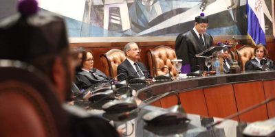 Mariano Germán declara al 2017 como año de combate a la desidia en la Justicia