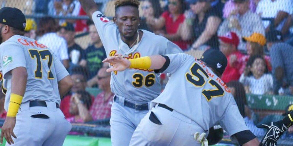 Águilas ganan noveno partido seguido en béisbol dominicano
