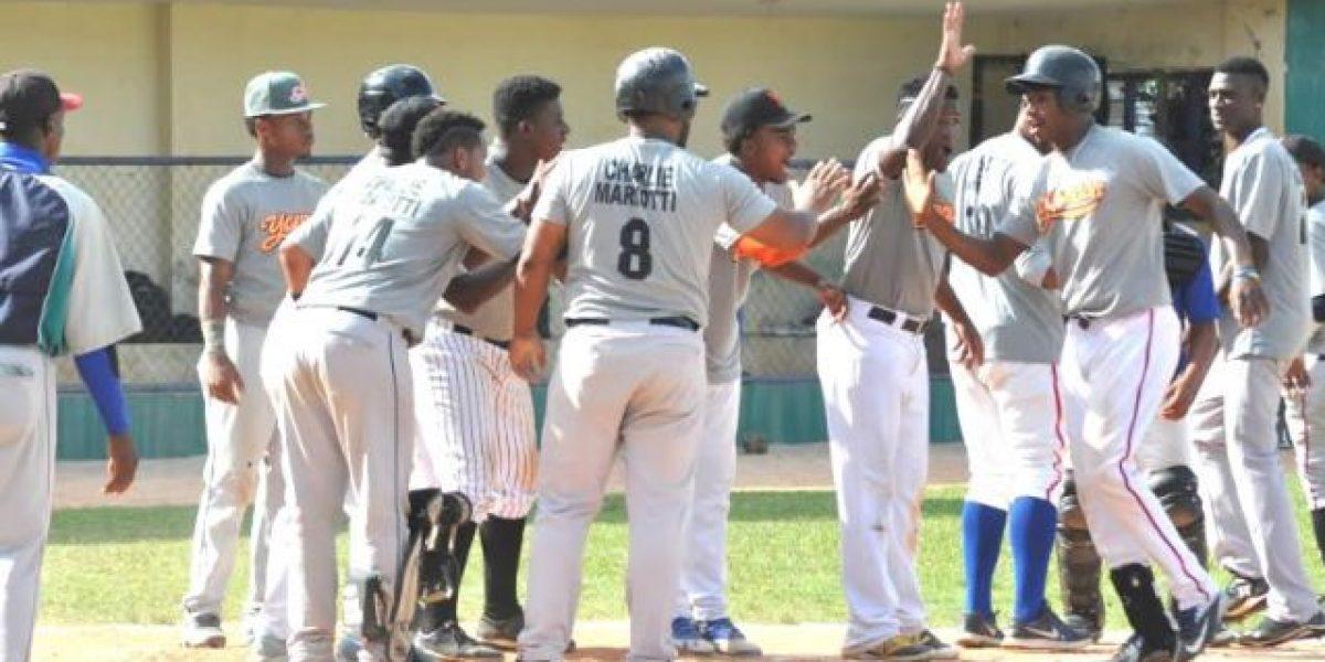 Yamasá empata la serie final en Béisbol Doble A de Monte Plata