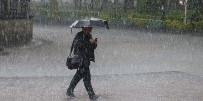 Onamet dice que ocurrirán aguaceros con tronadas en el país