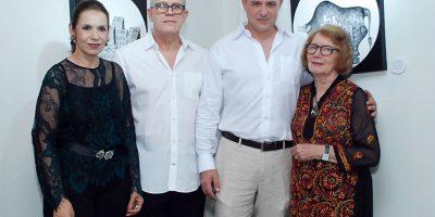 #TeVimosEn: Ángel Urrely presenta exposición