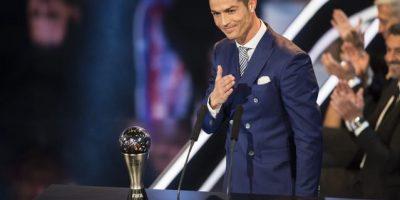 """Cristiano: """"Estoy en la historia del fútbol"""""""