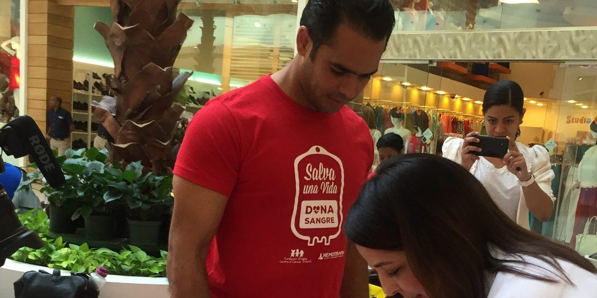 """""""Hermanos de Sangre"""", un esfuerzo para sensibilizar sobre donación de sangre"""