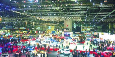 Motor Show Ginebra 2017: lujo, deportividad  y tecnología