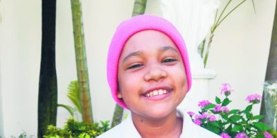 Solicitan ayuda para niña con cáncer