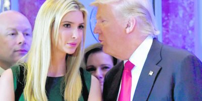 La ropa de Ivanka sigue siendo 'made in China'