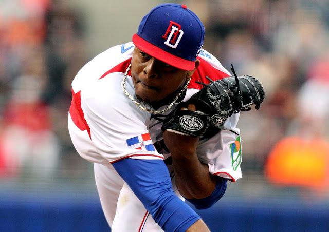 Potentes brazos llevan a Dominicana al triunfo en el Clásico Mundial