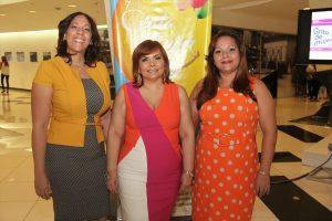 Jael Uribe, Ronny Grullon y Gennnie Redondo (1)