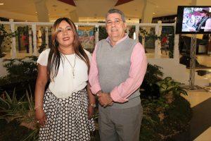 Pedrita Vidal y Ramon Saba