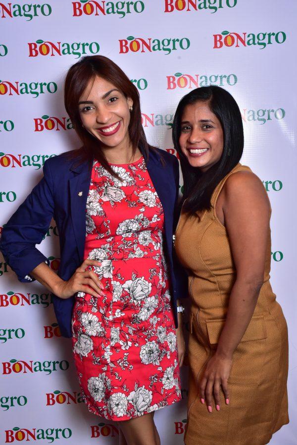 Wendy Mora y Ivonne Peralta