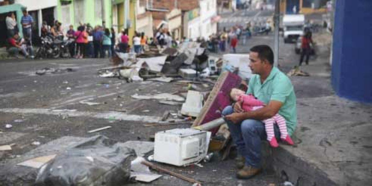 Crisis en Venezuela llega a niveles sin precedentes