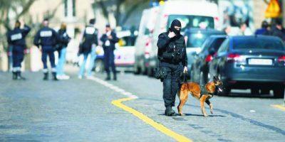 Sede del FMI sufrió un atentado con carta bomba