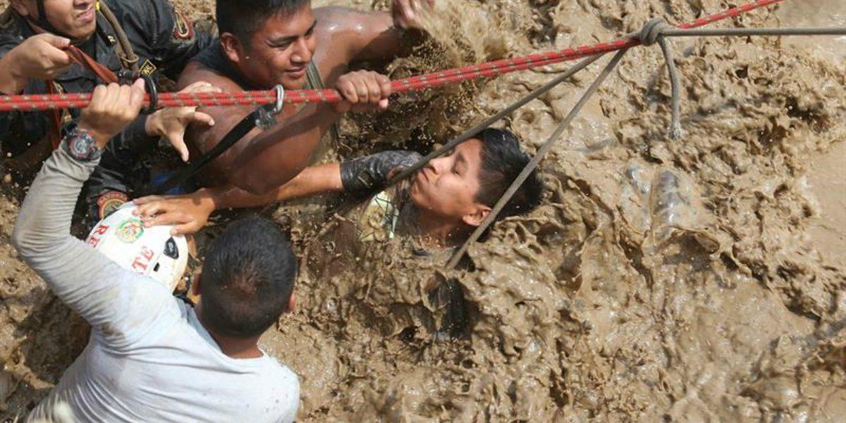 Más lluvias amenazan con agravar las inundaciones que ya dejan 75 muertos en Perú