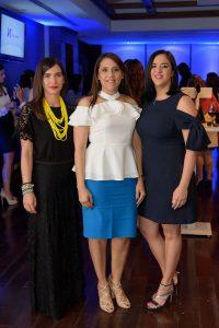 12. Stefania Luciano, Leidy Cepeda y Gabriela Aybar