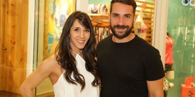 6 Patricia Gaspar y José María Pantaleón