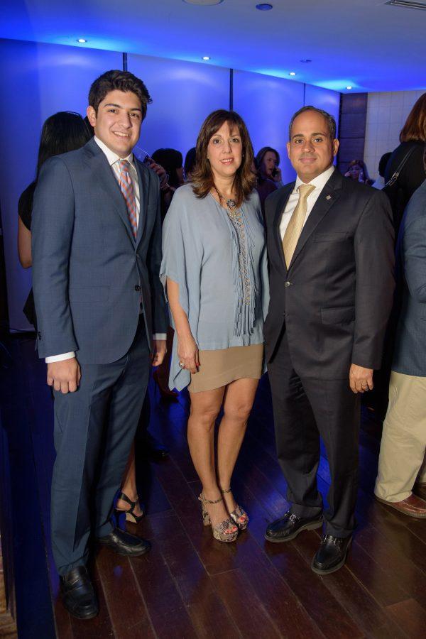9. José Manuel Rubio, Loren Abbott y Fremio Casado