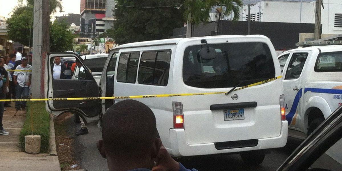 Una mujer murió de un balazo en la mañana de hoy en el Evaristo Morales