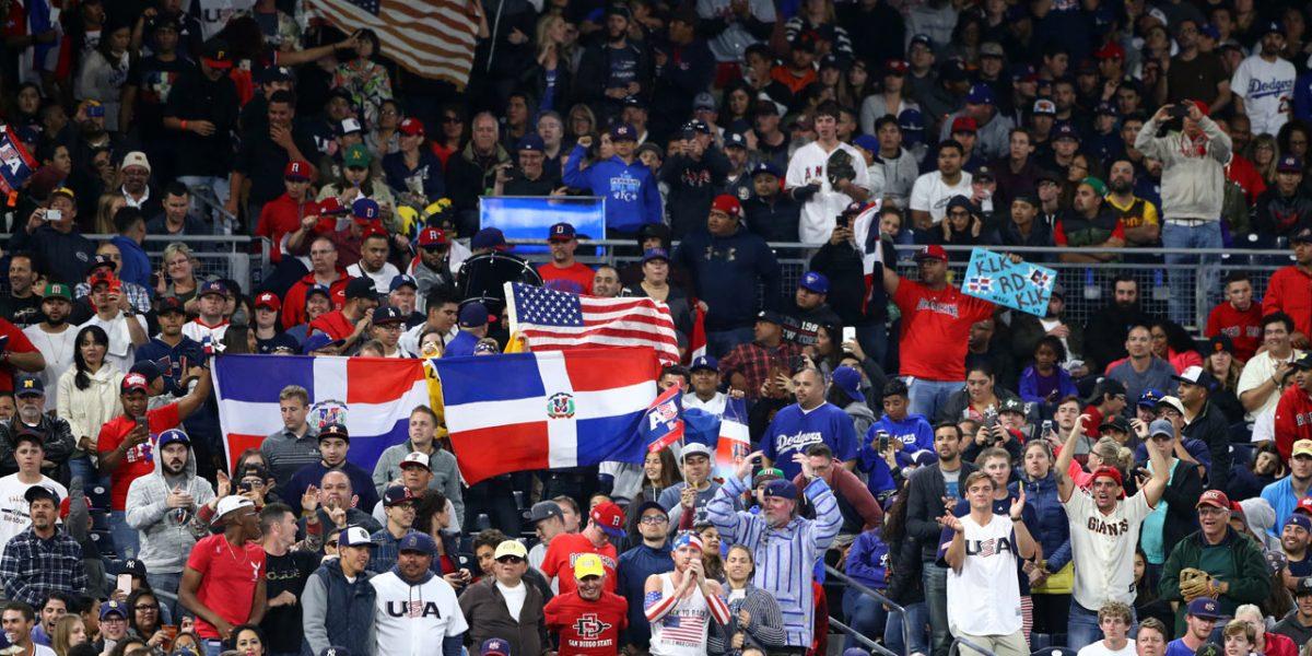 El Clásico Mundial de Béisbol 2017 establece récord de asistencia