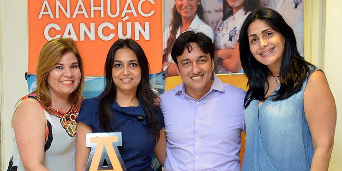 #TeVimosEn: Universidad Anáhuac Cancún celebra cóctel