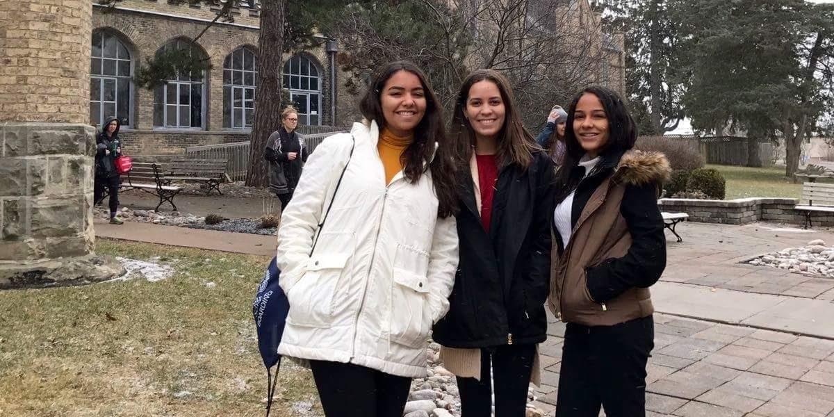 #TeVimosEn: Estudiantes Colegio ABC realizaron intercambio en Canadá