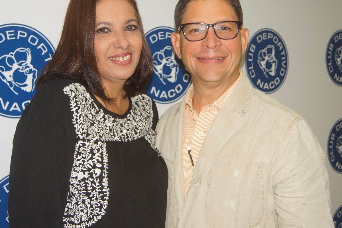 FOTO 4 Rosa Ramirez y Juan M. Lora