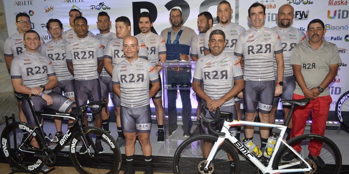 #TeVimosEn: R2R en favor del ciclismo del país