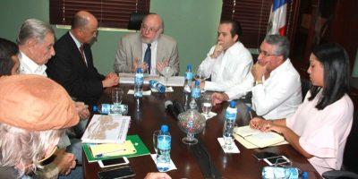 Ministro de Cultura encabeza reunión de seguimiento para plan de rescate de La Isabela