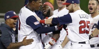 EUA clasificó a la final del Clásico Mundial tras vencer a Japón