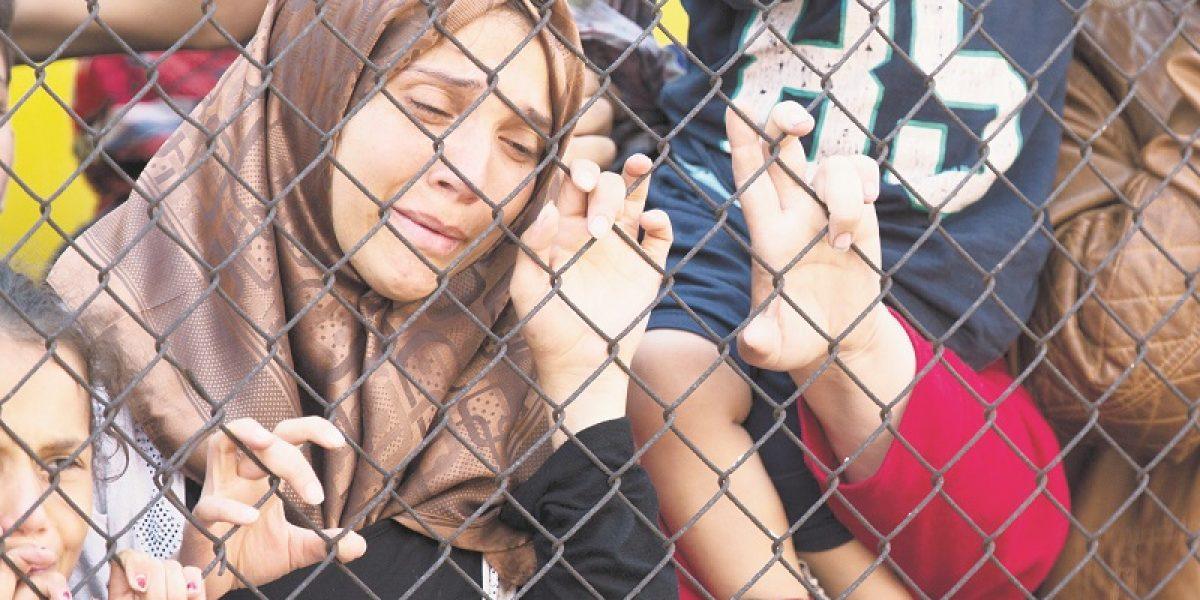 Crece discriminación racial contra los refugiados