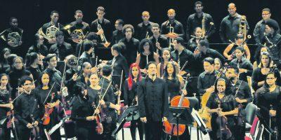 Orquestas Sinfónicas Infantiles y Juveniles participan en diplomado musical