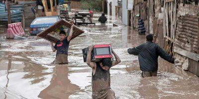 El agua potable vuelve a Lima luego de tres días de restricción